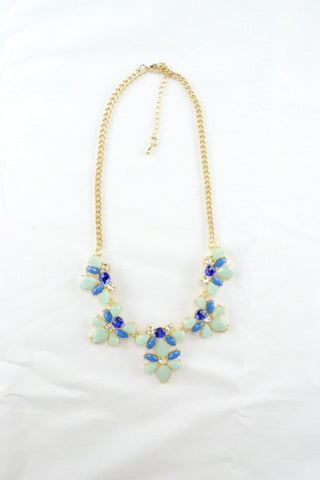Jellyka Necklace in BLUE