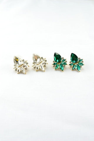 Florex Earring in EMERALD