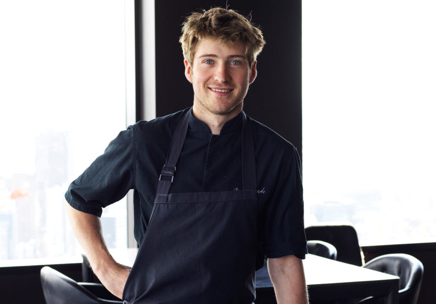 Hugh Allen, Chef, Cooking the Books Podcast with Robbie Bell