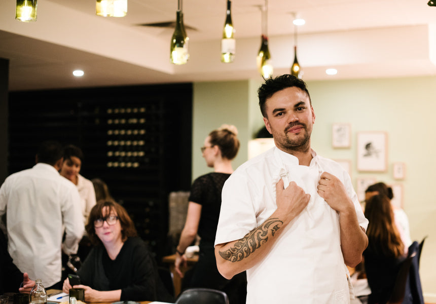 Peter Gunn Chef, Ides Restaurant Cooking the Books Podcast with Robbie Bell