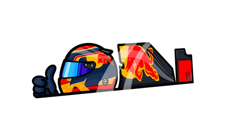 Red Bull F1 - Good To Go