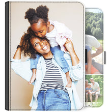 Load image into Gallery viewer, Personalised Vodafone Universal Leather Tablet Case