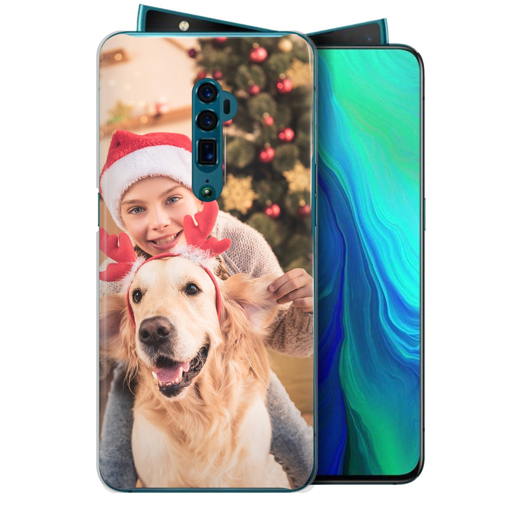 Personalised Oppo Hard Case