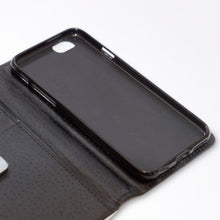 Load image into Gallery viewer, Personalised Leather Wallet Sony Xperia Phone Case