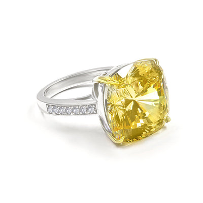 Diana 01 Canary Yellow - Anna Zuckerman Luxury
