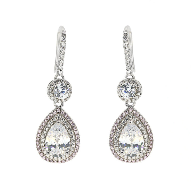 Elizabeth 14 Earrings - Anna Zuckerman Luxury Earrings