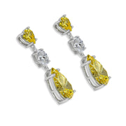 Elizabeth 20 Earrings - Anna Zuckerman Luxury Earrings