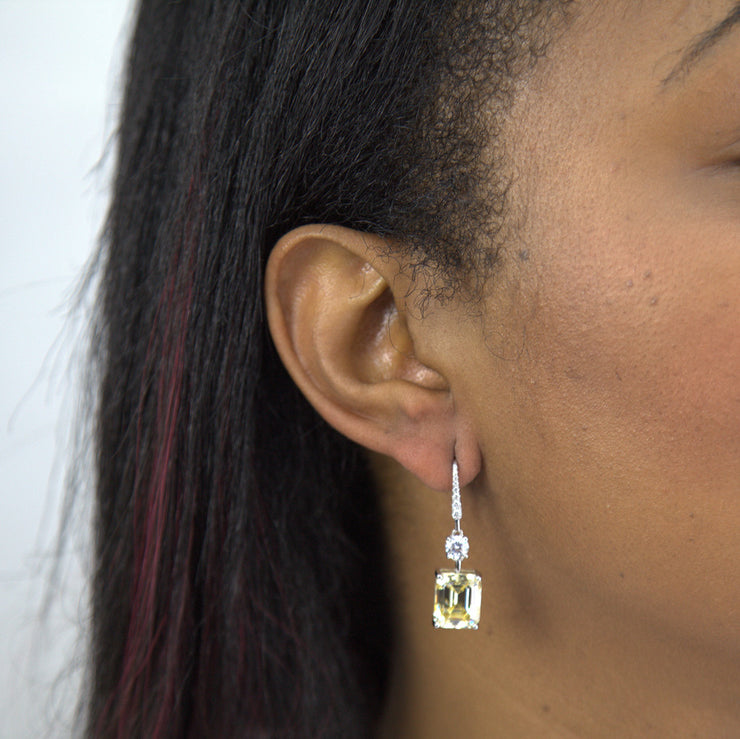 Grace 14 Earrings - Anna Zuckerman Luxury Earrings