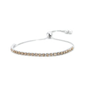 House of Zuckerman 49 Classic Bolo Champagne - Anna Zuckerman Luxury Bracelets