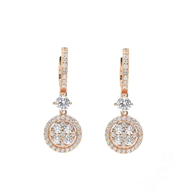 Olivia 35 Earrings - Anna Zuckerman Luxury Earrings