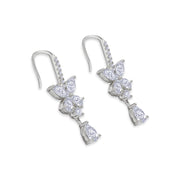 Olivia 39 Butterfly Earring - Anna Zuckerman Luxury