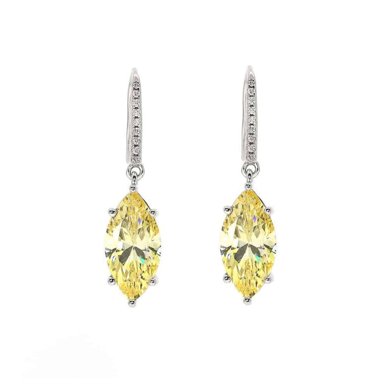 Victoria 07 Earrings - Anna Zuckerman Luxury Earrings