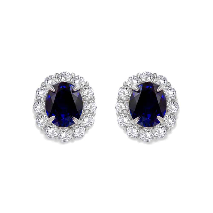 Victoria 15 Earrings - Anna Zuckerman Luxury Earrings