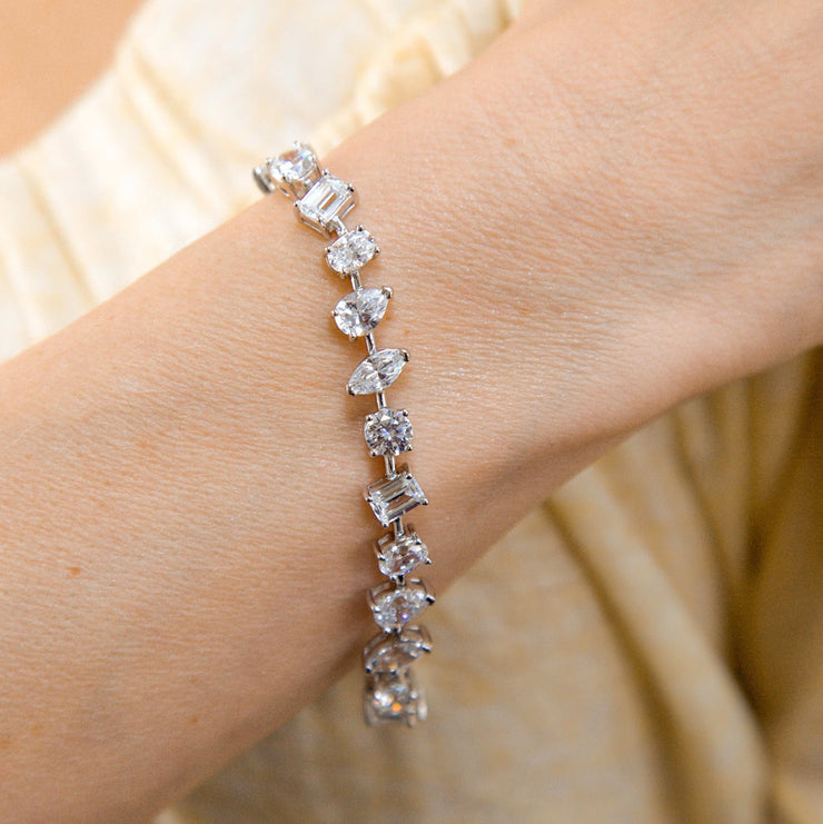 Olivia 30 Bracelet - Anna Zuckerman Luxury