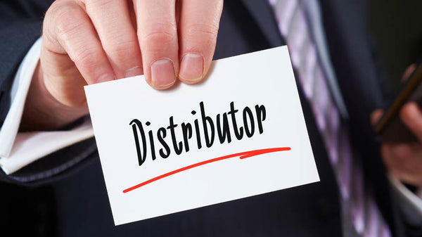 become our distributior