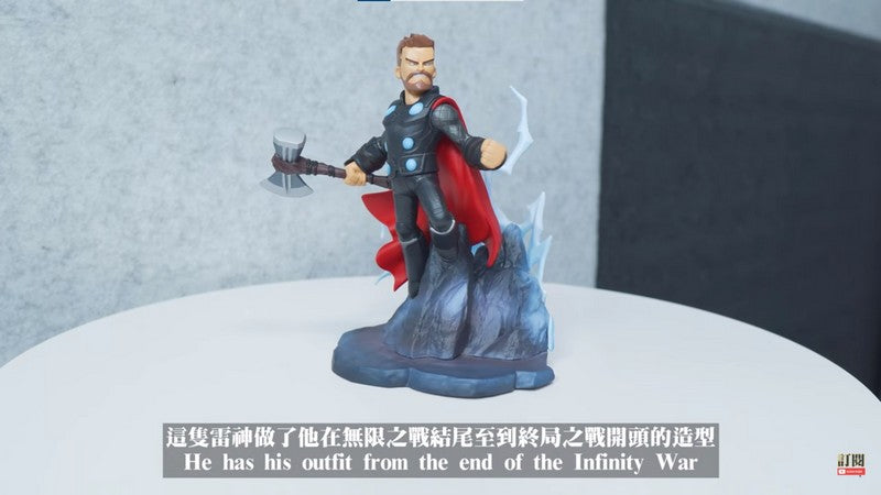 unboxing-toylaxy-marvel-avengers-endgame-premium-pvc-figure-doll-official-wave-1-ta-collection-blog-review-thor-front