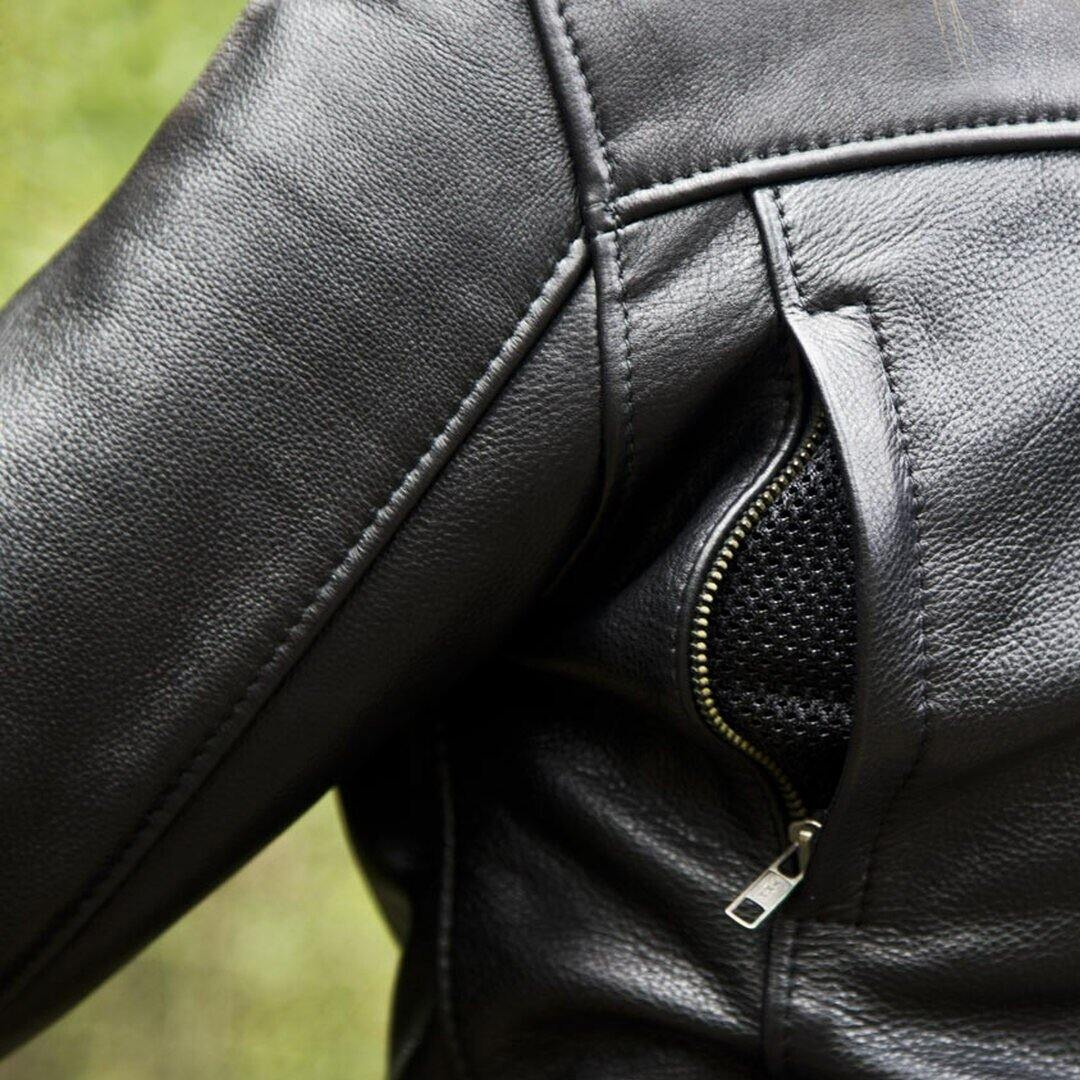 Women's Cruiser Motorcycle Jacket