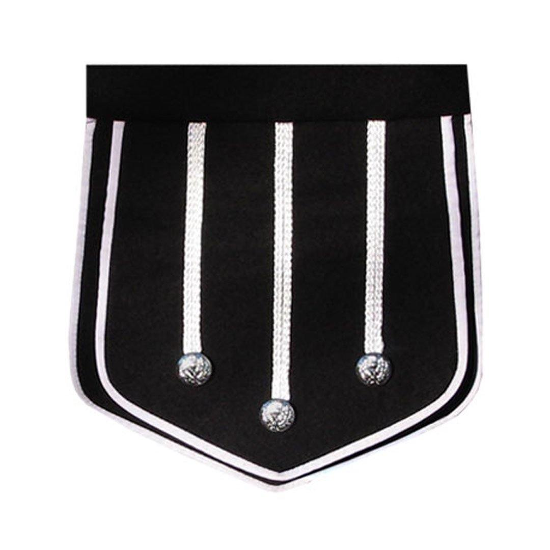 Black Pipe Band Doublet