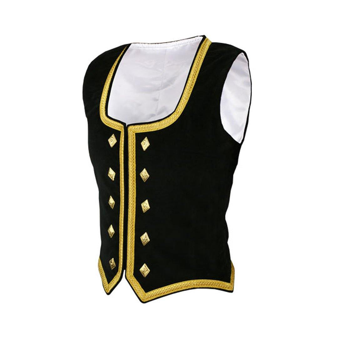 imperial-highland-supplies-black-velvet-highland-dance-vest-side