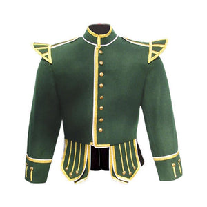 imperial-highland-supplies-green-pipe-band-doublet-white-piping-gold-braid