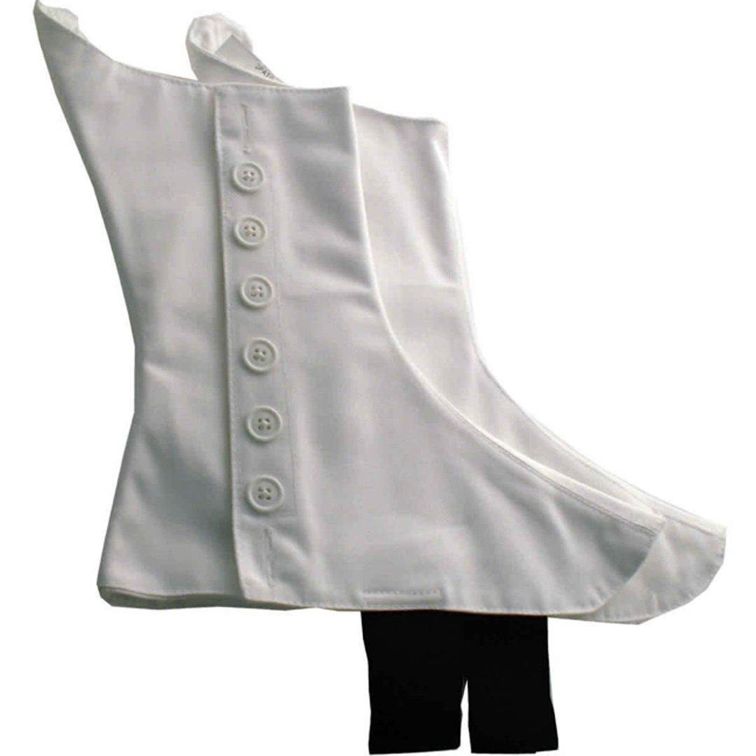 imperial-highland-supplies-pipe-band-military-spats-white-with-white-buttons