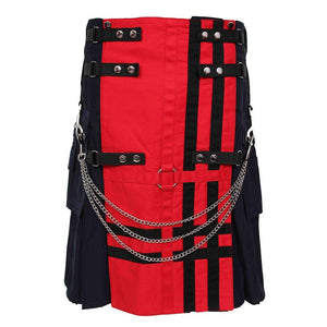 imperial-highland-supplies-red-navy-deluxe-utility-fashion-kilt