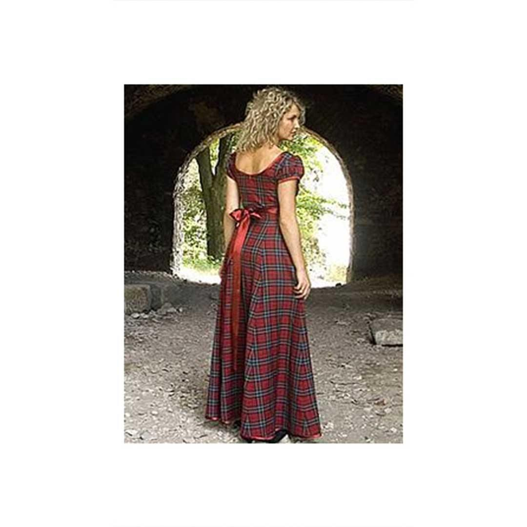 imperial-highland-supplies-rose-tartan-dress-back