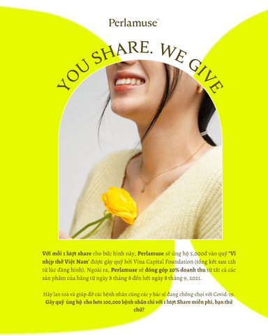 Perlamuse You share we give