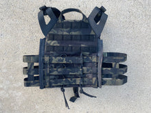 Load image into Gallery viewer, Crye Precision JPC 2.0 Multicam Black - NO FRONT FLAP