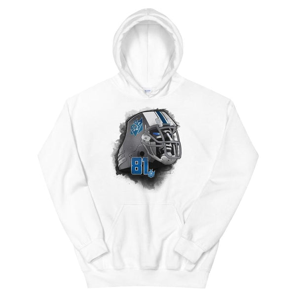 Alternative Hero - 81Atron Basic Unisex Hoodie - White / S