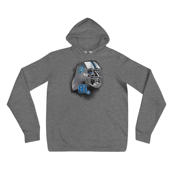Alternative Hero - 81Atron Unisex hoodie - Deep Heather / S