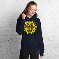 Alternative Hero - Basketball School Basic Unisex Hoodie