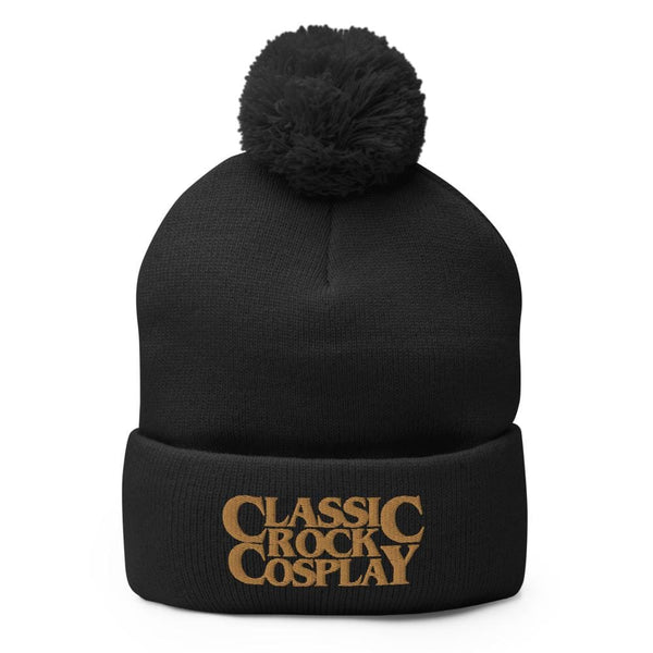 Alternative Hero - Classic Rock Cosplay Pom-Pom Beanie -