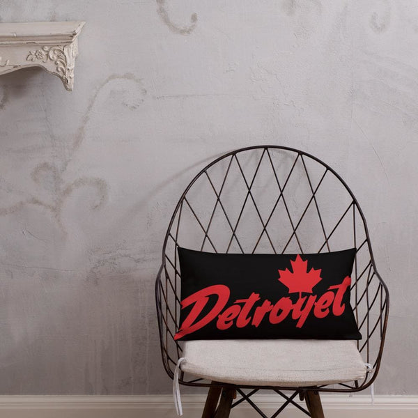 Alternative Hero - Detroyet Premium Pillow - 20×12