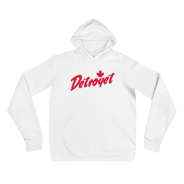 Alternative Hero - Detroyet Unisex hoodie - White / S