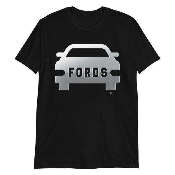 Alternative Hero - FORDS Basic Short-Sleeve Unisex T-Shirt -
