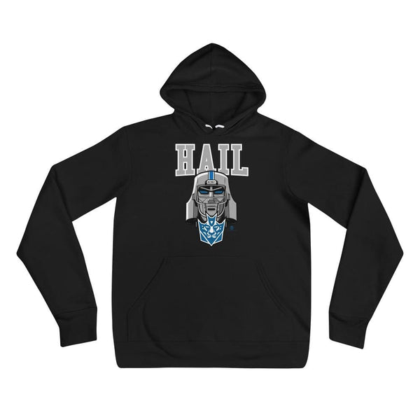 Alternative Hero - Hail Unisex hoodie - Black / S