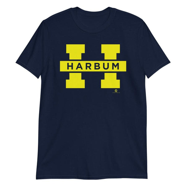 Alternative Hero - Harbum Basic Short-Sleeve Unisex T-Shirt