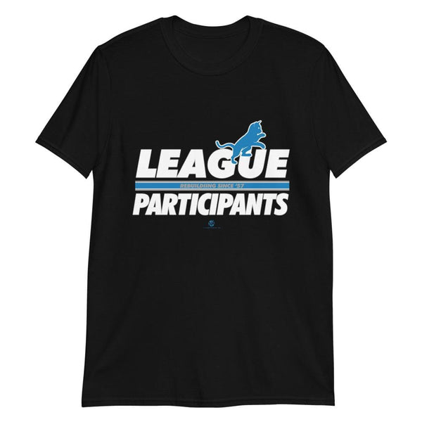 Alternative Hero - League Participants Basic Short-Sleeve