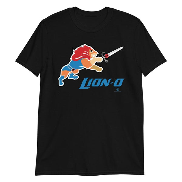 Alternative Hero - Lion-O Basic Short-Sleeve Unisex T-Shirt