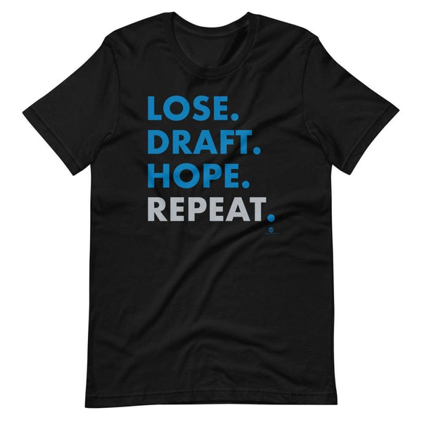 Alternative Hero - Lose. Draft. Hope. Repeat. Short-Sleeve