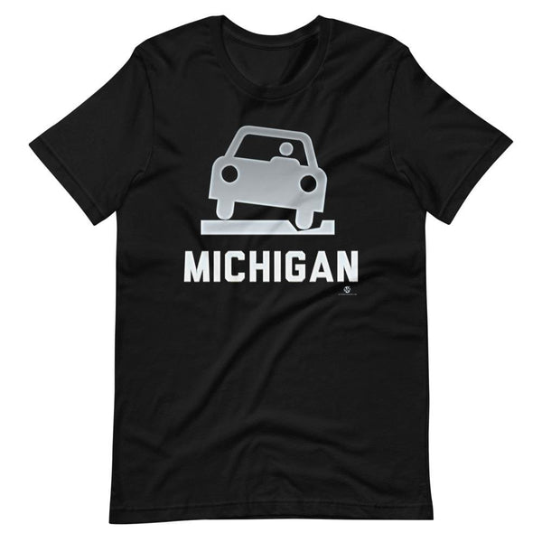 Alternative Hero - Michigan Roads Short-Sleeve Unisex