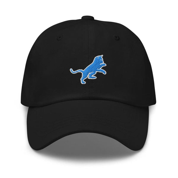 Alternative Hero - Motor City Kitties Embroidered Dad hat -