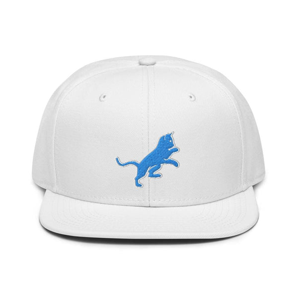 Alternative Hero - Motor City Kitty Embroidered Snapback Hat