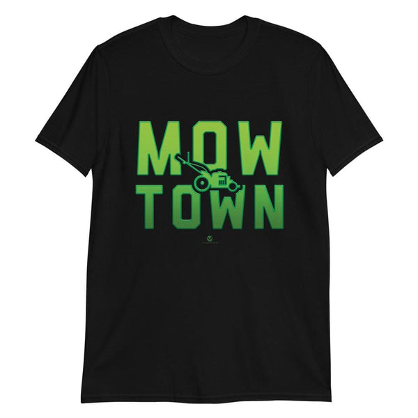 Alternative Hero - Mow Town Basic Short-Sleeve Unisex