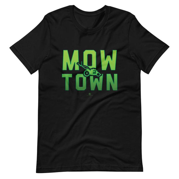 Alternative Hero - Mow Town Short-Sleeve Unisex T-Shirt -