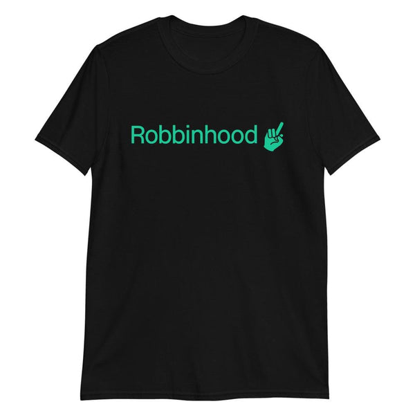 Alternative Hero - Robbinhood Basic Short-Sleeve Unisex