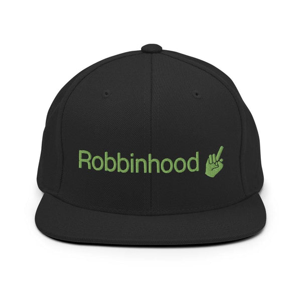 Alternative Hero - Robbinhood Premium Snapback Hat