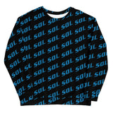 Alternative Hero - SOL All-Over Unisex Sweatshirt - XS
