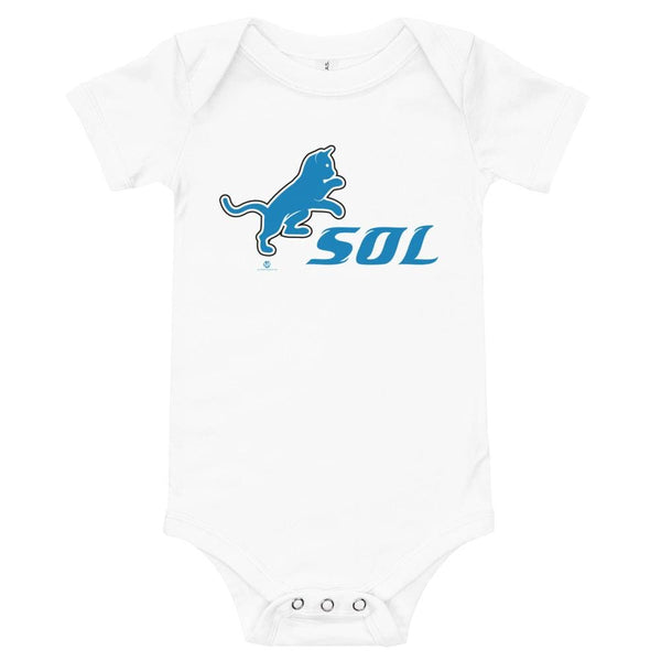 Alternative Hero - SOL Onesie - White / 3-6m